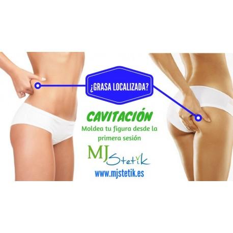 Cavitación + Presoterapia + Plataforma Vibratoria