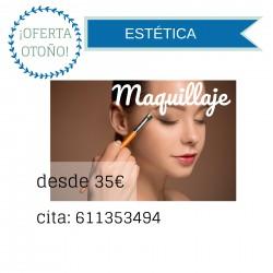 Maquillaje Profesional desde 35€ Oferta Verano