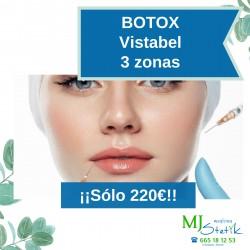 Botox Vistabel (3 zonas)